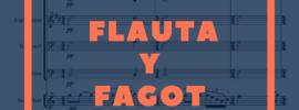 Música de cámara Flauta y fagot