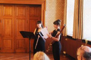 Isa y paula concierto speyer