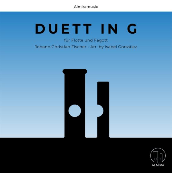 Fischer Duett in G Flute and Bassoon