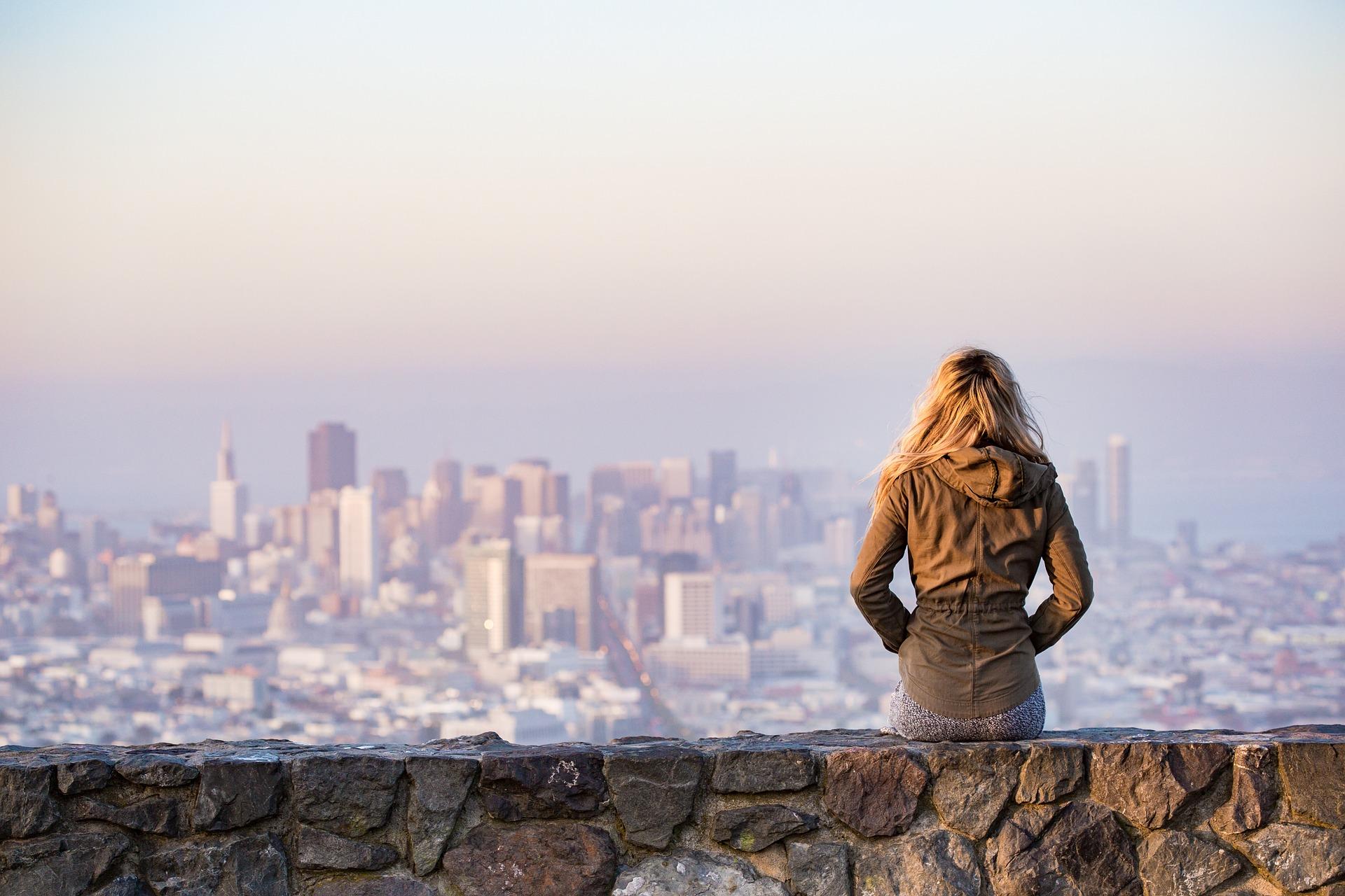 pensar de viaje